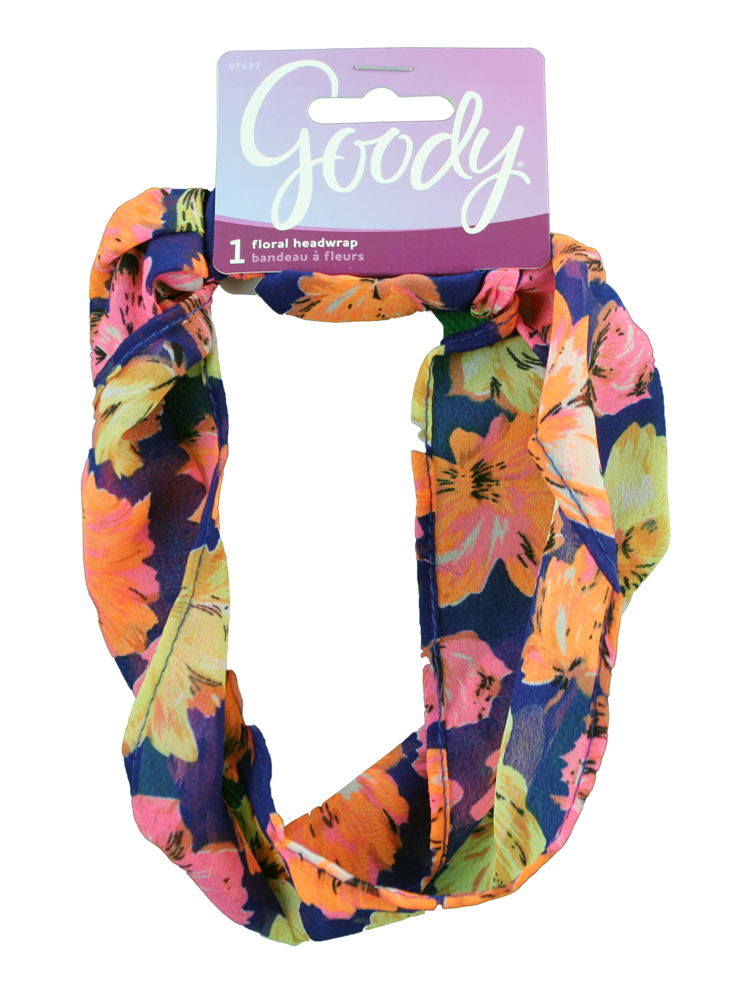 Goody Corporate Fashion Now Spring Floral Headwraps