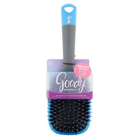 Goody Straight Talk Boar Nylon Paddle Brush