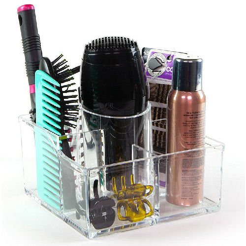 Caboodles Blowout Beauty Acrylic Hair Accessory Organizer